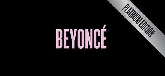 Beyonce Platinum Edition review