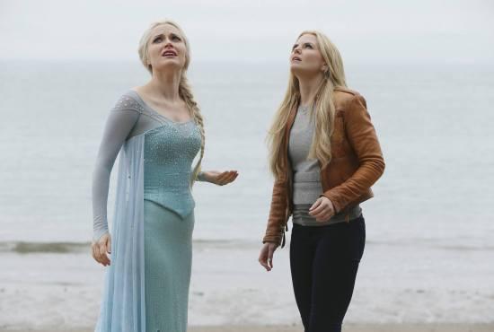 Elsa and Emma OUAT