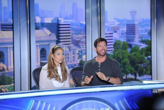 "Which artists surprised Jennifer Lopez and Harry Connick, Jr.? Read my ""American Idol"" recap to find out! (Photo property of FOX, 19 Entertainment & FremantleMedia North America)"