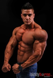 The Five Question Challenge with WBFF Pro Jaco de Bruyn