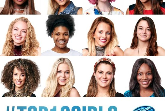 "The ""American Idol XIV"" Top 12 Girls take Detroit by storm. (Photos property of FOX, FremantleMedia North America and 19 Entertainment)"