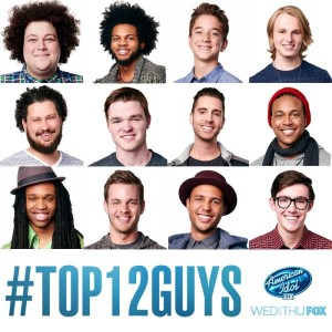 "The ""Idol"" Top 12 Guys take Detroit by storm"