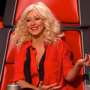 """""""The Voice"""" Knockouts conclude as Xtina uses her final steal"""