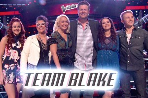 """Team Blake and Team Pharrell tackle """"The Voice"""" Live Playoffs"""