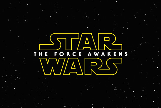 """""""Star Wars: The Force Awakens"""" will take Comic-Con fans back to a Galaxy Far, Far Away! (Logo property of Lucasfilm & Walt Disney Pictures)"""