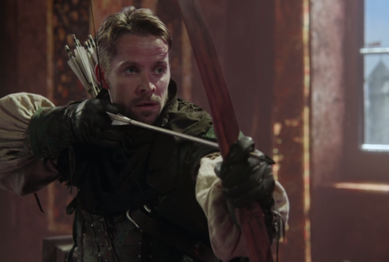 """Robin Hood (Sean Maguire) returned to """"Once Upon A Time""""! Did he reunite with Regina? (Photo property of ABC)"""