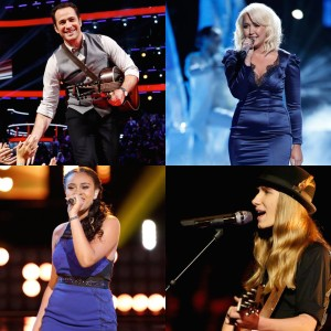 "A-list artists help ""The Voice: Season Eight"" crown their champion"