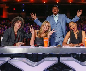 """AGT"" continues to go for the Golden Buzzer"