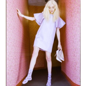 """Island Records singer-songwriter That Poppy is the latest artist to take """"The Five Question Challenge."""" (Photo property of Island Records & That Poppy)"""