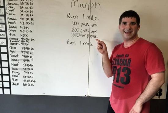 Murph CrossFit RX