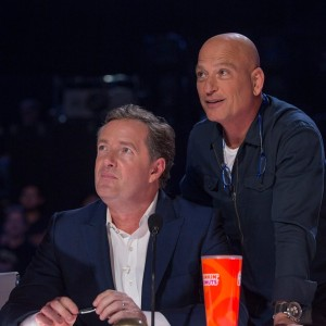 "Piers Morgan returns to ""AGT"" as the Judges' Cuts conclude"