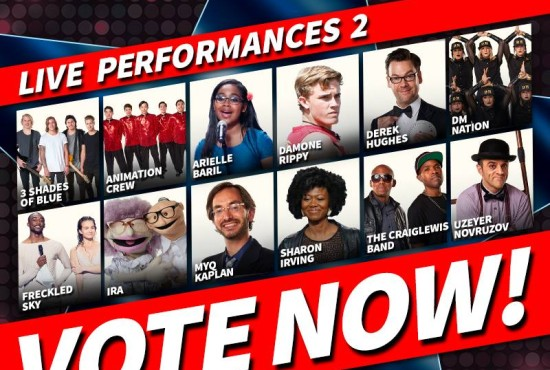 Two of these acts received the Dunkin' Save and the Judges' Save.  Which acts received the respective saves and followed inthe footsteps of both Emily West and William Close? (Photo property of NBC, FremantleMedia North America & SYCO Entertainment)