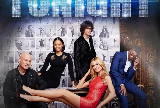 """As Nick and the judges played """"AGT's"""" version of """"Family Feud,"""" seven semifinalists were revealed during the third results show of the season. (Photo property of NBC, FremantleMedia North America and SYCO Entertainment)"""