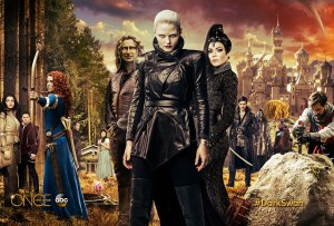 "Camelot & Dark Swan emerge on ""OUAT"" premiere"