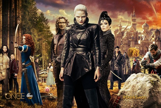 "As ""Once Upon A Time"" begins its fifth season, the heroes must head to Camelot to save Emma from the darkness? (Photo property of ABC Studios)"