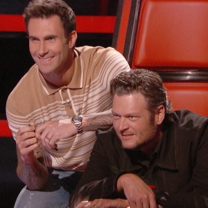 """The Voice"" kicks off night three of Blind Auditions"