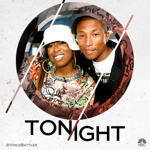 "Pharrell has the last word as the Battle Rounds conclude on ""The Voice"""