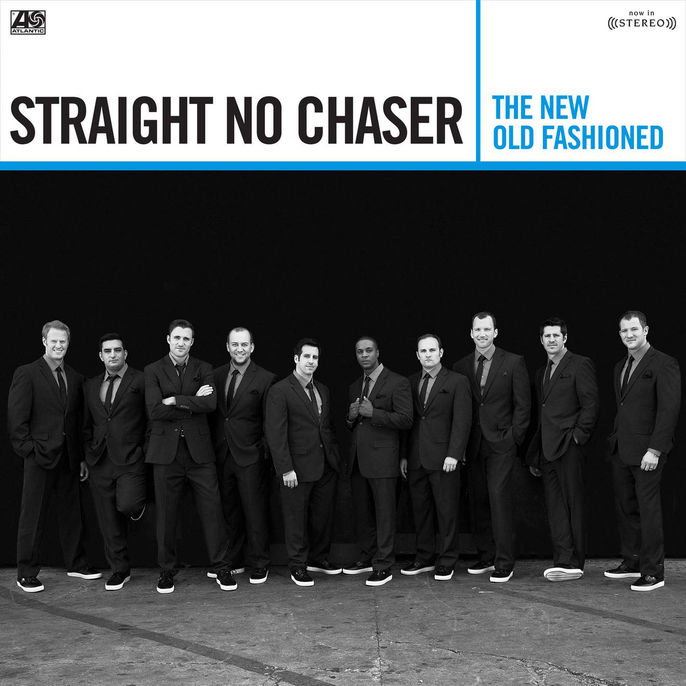 "cappella supergroup Straight No Chaser's ""The New Old Fashioned ..."
