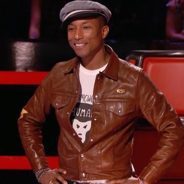 Pharrell Williams The Voice