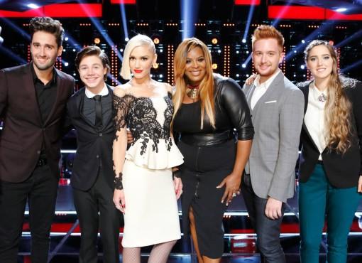 Team Gwen The Voice Season Nine