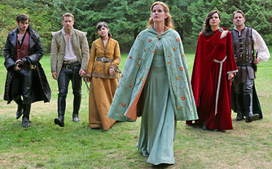 Zelena takes the lead on Once Upon A Time