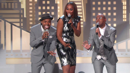 Yolanda Adams and the CraigLewis Band I Want to Know What Love Is AGT finale