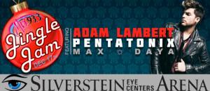 Adam Lambert & Pentatonix help celebrate Kansas City's holiday season