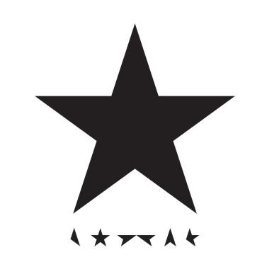 David Bowie Blackstar cover