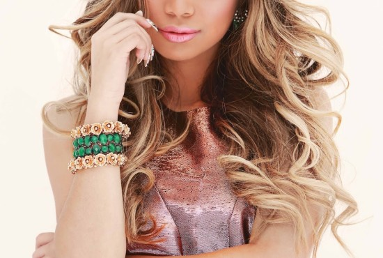 """Singer-songwriter & """"American Idol"""" alum Jessica Sanchez is the latest artist to have """"A Conversation"""" with """"Jake's Take."""" (Photo courtesy of Wise Owl Media Group)"""