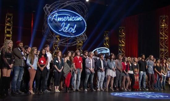 American Idol final Hollywood week