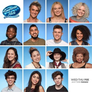 "America, meet the ""American Idol XV"" Top 14"