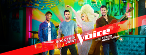 "Christina Aguilera returns to ""The Voice"" for its 10th round of Blind Auditions"