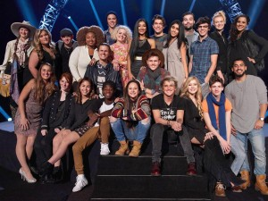 """Fan-favorites return home as """"American Idol"""" begins its Top 24 Round"""