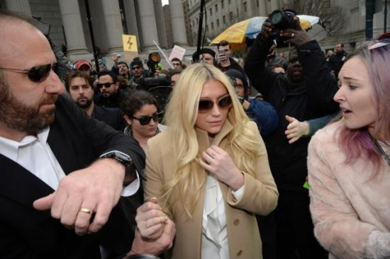 """Singer-songwriter Kesha Sebert lost her lawsuit to be released from Dr. Luke and Sony Music Entertainment. (Photo property of """"New York Daily News""""' Jefferson Siegel.)"""