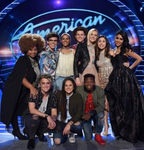 """American Idol"" Top 10 transforms into the Top Eight with Demi Lovato"