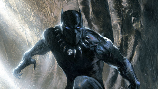 """With appearances in both """"Captain America: Civil War"""" & """"Civil War II"""" later this spring, Black Panther should be a central character in """"Contest of Champions."""" (Artwork property of Marvel Comics)"""