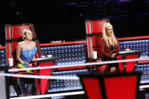 """Miley Cyrus advises as """"The Voice: Season 10"""" Knockouts continue"""
