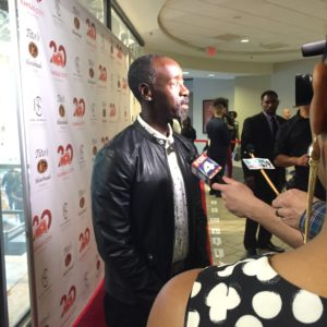 "Don Cheadle hits Kansas City FilmFest for ""Miles Ahead"""