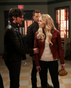 "Captain Swan face their ultimate test on ""Once Upon A Time"""