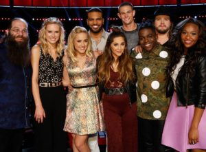 "James Bay & Andy Samberg entertain as ""The Voice: Season 10"" Top Eight were revealed"