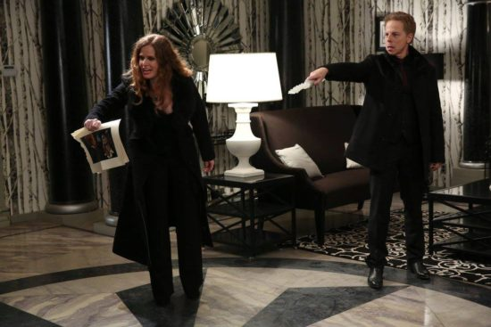 Zelena and Hades OUAT