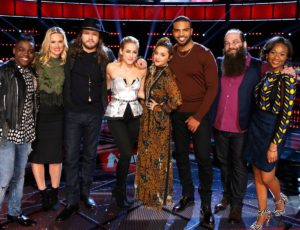 "Meet ""The Voice: Season 10"" Final Four"