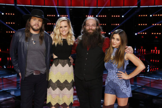 The Voice Season 10 Final Four