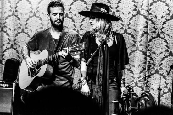 """Singer-songwriter duo Alexander jean (Mark Ballas & BC Jean) have """"A Conversation"""" with """"Jake's Take."""" (Photo property of Rogers & Cowan)"""
