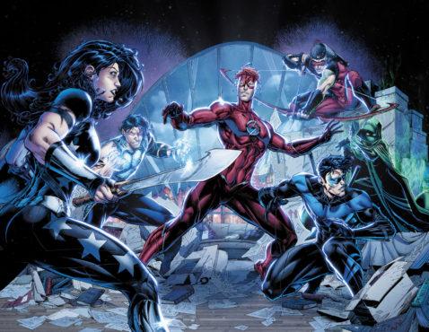 (Artwork courtesy of DC Comics)