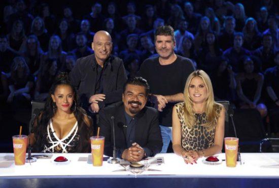 George Lopez visits America's Got Talent