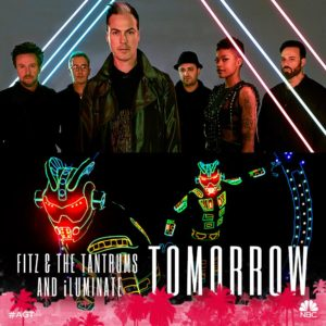"iLuminate returns to ""AGT"" with Fitz & The Tantrums"