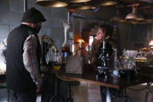 "Jekyll & Hyde are highlighted on ""Once Upon A Time"""