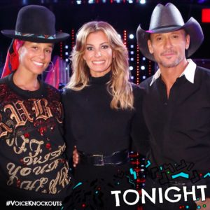"""The Voice: Season 11"" Knockouts continue"