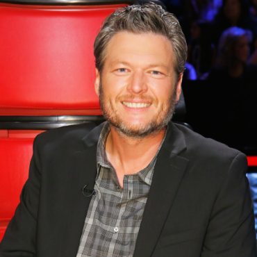Blake Shelton had the final steal of the Season 11 Battle Rounds. Which artist caught his attention? (Photo property of NBC & MGM TV)